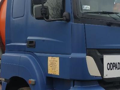 Samochód ciężarowy 10