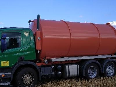 Samochód ciężarowy 18