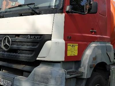 Samochód ciężarowy 16